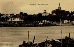 RPPC  CAMBODGE PHOM PENH - Camboya