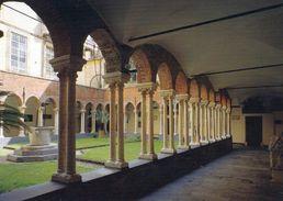 1 AK Italien * Das Kloster San Matteo Von 1308 In Genua * - Genova (Genoa)