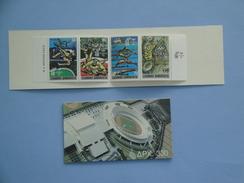Grèce 1989 Yvert Carnet C 1699 ** JO Sport Scott 1656d  Michel  MH 11 - Carnets