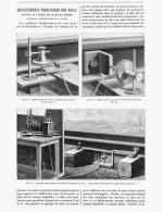 DEPLACEMENTS VIBRATOIRES DES RAILS  Pendant Le Passage Des Trains En Marche   1888 - Ferrovie