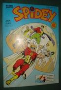 SPIDEY N°96 - Lug 1988 - Très Bon état - Spidey