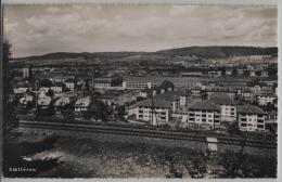 Schlieren - Vue Generale Mit Eisenbahnlinie - Photoglob No. 1090 - ZH Zurich
