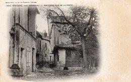 24-ISSIGEAC - Ancienne Rue De La Poste - France
