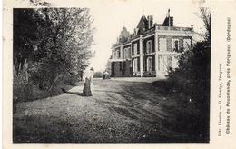 24-NOTRE DAME DE SANILHAC -1910-Château De Pouzelande - France