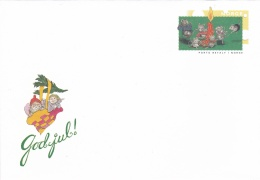 Norway Postal Stationary Christmas - Mint (T15-3)