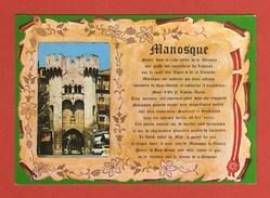 CP35 04 MANOSQUE 44 - Manosque