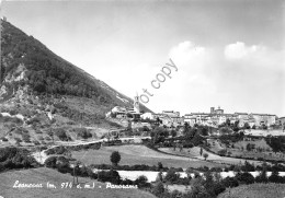 Cartolina Leonessa Panorama 1964 - Rieti