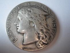 Médaille Ministére De L'Agriculture 1901 - France
