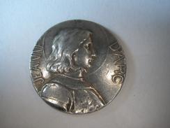 Médaille Jeanne D'Arc - France