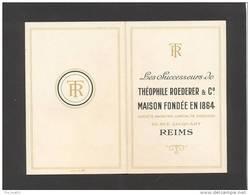 Reims   -   Champagne Théophile Roederer Et Cie - Reims