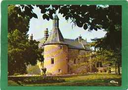 59 Ligny Haucourt - Le Château De Ligny Haucourt  CPM Edit Combier C I M - Other Municipalities