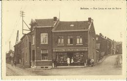 Bellaire -- Rue Louis Et Rue De Saive.      (2 Scans) - Beyne-Heusay