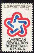 USA 1971 US Bicentennial Commission Emblem, MNH (SG 1434) - Vereinigte Staaten