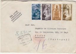Cover * Spain * Murcia * 1957 * Registered - 1931-Hoy: 2ª República - ... Juan Carlos I
