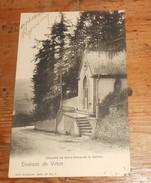 C.P.A. Environs De Virton. Chapelle De Notre Dame De La Salette. 1912. - Belgique