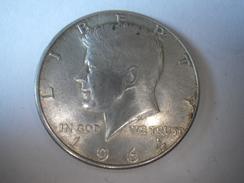 Half Dollar 1964 (Kennedy) - 1964-…: Kennedy