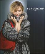 Catalogue Longchamp Paris Collection Automne 2010 - Cataloghi