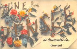 76 - SEINE MARITIME / Fantaisie Moderne - CPM - Format 9 X 14 Cm - BRETTEVILLE ST LAURENT - France