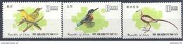 1977 FORMOSE TAIWAN 1106-08** Oiseaux - 1945-... République De Chine