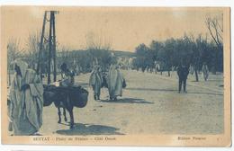 Maroc - Settat - Place De France Coté Ouest Ed Tinseau Ed Photo Cassato De Casablanca - Autres