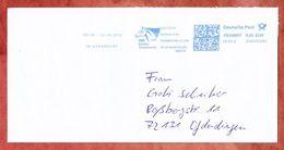 Brief, FRANKIT Neopost 1D050.., Deutsche Reiterliche Vereinigung DKB Bundes-Championate Warendorf, 55 C, 2012 (37044) - Machine Stamps (ATM)