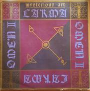 MYSTERIOUS ART - CARMA OMEN 2. MAXI SINGLE. USADO - USED. - 45 T - Maxi-Single
