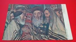 L ADORATION DU TORA MARKOWICZ PINX JUDAICA - Judaisme