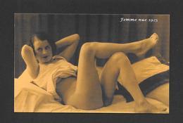 PIN-UPS - JOLIE FEMME - FEMME NUE - NUDE WOMEN - PHOTO 1925 - Pin-Ups