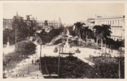 Cuba Havana India Monument Real Photo