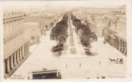 Cuba Havana Prado Avenue Paseo del Prado Real Photo