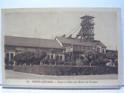 62 - HENIN LIETARD - FOSSE N° 6 BIS DES MINES DE DOURGES - Henin-Beaumont