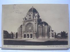 62 - HENIN LIETARD - LA NOUVELLE EGLISE SAINT MARTIN - Henin-Beaumont