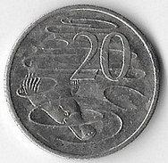 Australia 2004 20c [C67/1D] - Decimal Coinage (1966-...)