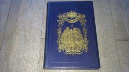 Reliure La Semaine Des Enfants 1860 Histoire Récit Aventures Gravures Histoire Enfantina - 1801-1900