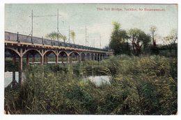 The Toll Bridge, Tuckton. Nr Bournemouth, Dorset, Angleterre.  (1401) - Bournemouth (depuis 1972)