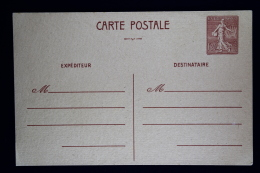 France: Carte Postale  Sameuse  1.20 Fr   Type  E1  1944 - Biglietto Postale