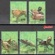 Bosnia Srpska - River Animals 2016 Used - Bosnia And Herzegovina