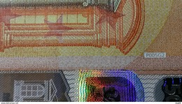 EURO NETHERLANDS 50 PB DRAGHI P005 UNC - EURO
