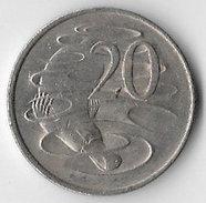 Australia 1980 20c [C93/1D] - Decimal Coinage (1966-...)