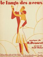 Lot De 4 Partitions Illustrées Par Magritte - Unclassified