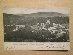Borszek ,Borsec, Bad Borseck / Romania 1908 - Rumänien