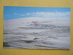 Le Monument National Du Sable Blanc. - Etats-Unis