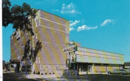 Wisconsin Waukesha Avalon Motor Hotel Downtown - Waukesha