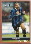 Inter - Adriano - Non Viaggiata - Fussball