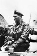 Militaria WW2 -  SS Obersturmbannführer Karl Heinz-Prinz Le 7 Juin 1944 à L'Ouest De Caen - 1939-45