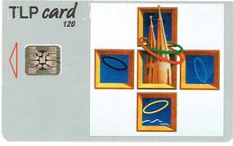 PHONECARDS-- PORTUGAL-- TLPCARDS 120-J.O. BARCELONA - Portugal