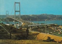 ISTANBUL (TURQUIE) - Pont Du Bosphore Par Beylerbeyl - Turquie
