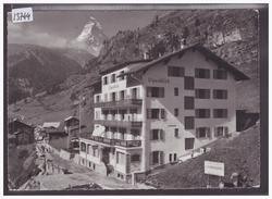 FORMAT 10x15cm - ZERMATT - HOTEL ALPENBLICK - TB - VS Valais