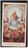 SANTINO REGINA DECOR CARMELI EDIZ. G. MI 141 - Imágenes Religiosas