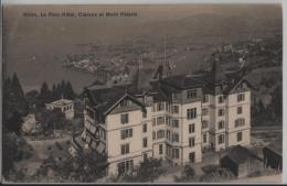 Glion - Le Parc-Hotel, CLarens Et Mont Pelerin - Photo: Louis Burgy No. 6045 - VD Vaud